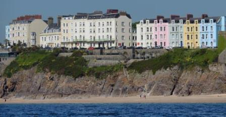 Clarenc house hotel Tenby